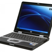 Ремонт ноутбука HP nc4010: замена видеочипа, моста, гнезд, экрана, клавиатуры