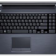 DELL Inspiron 5737 замена клавиатуры ноутбука
